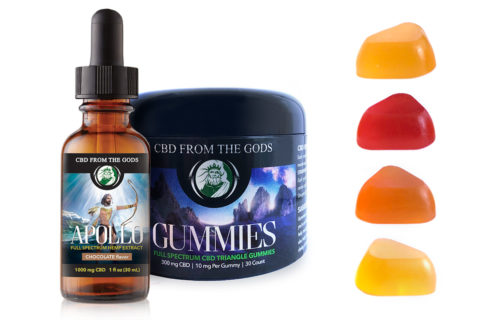 CBD Gummies and CBD Oil Sale